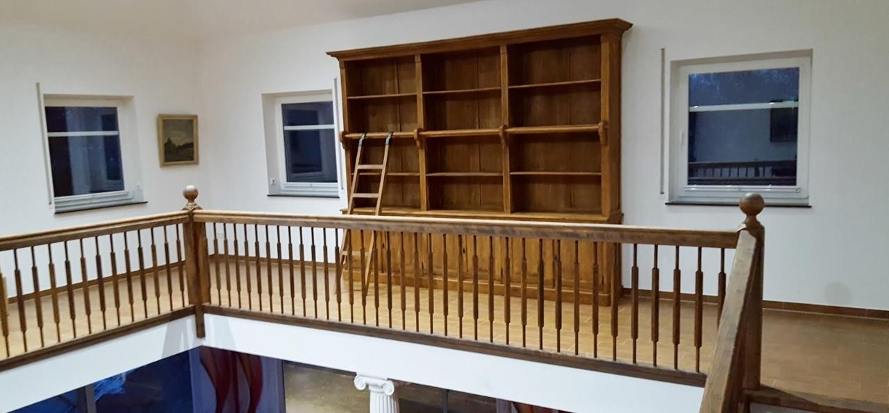 Teak Bücherschränke