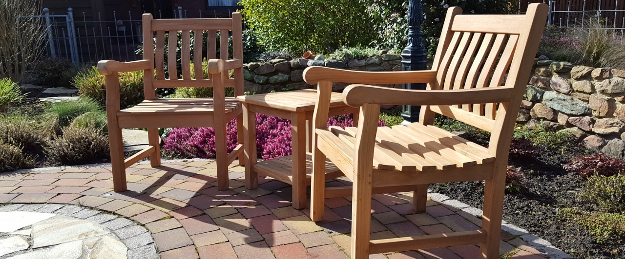 Teak Gartenstühle