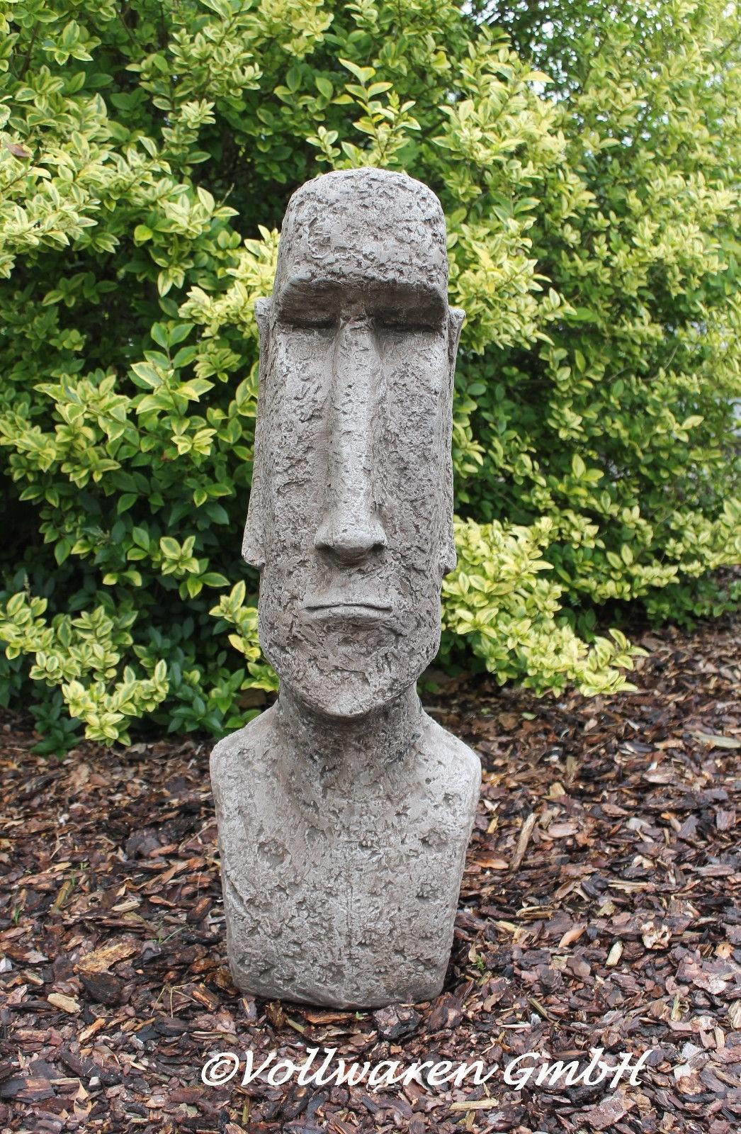 Moai Skulptur