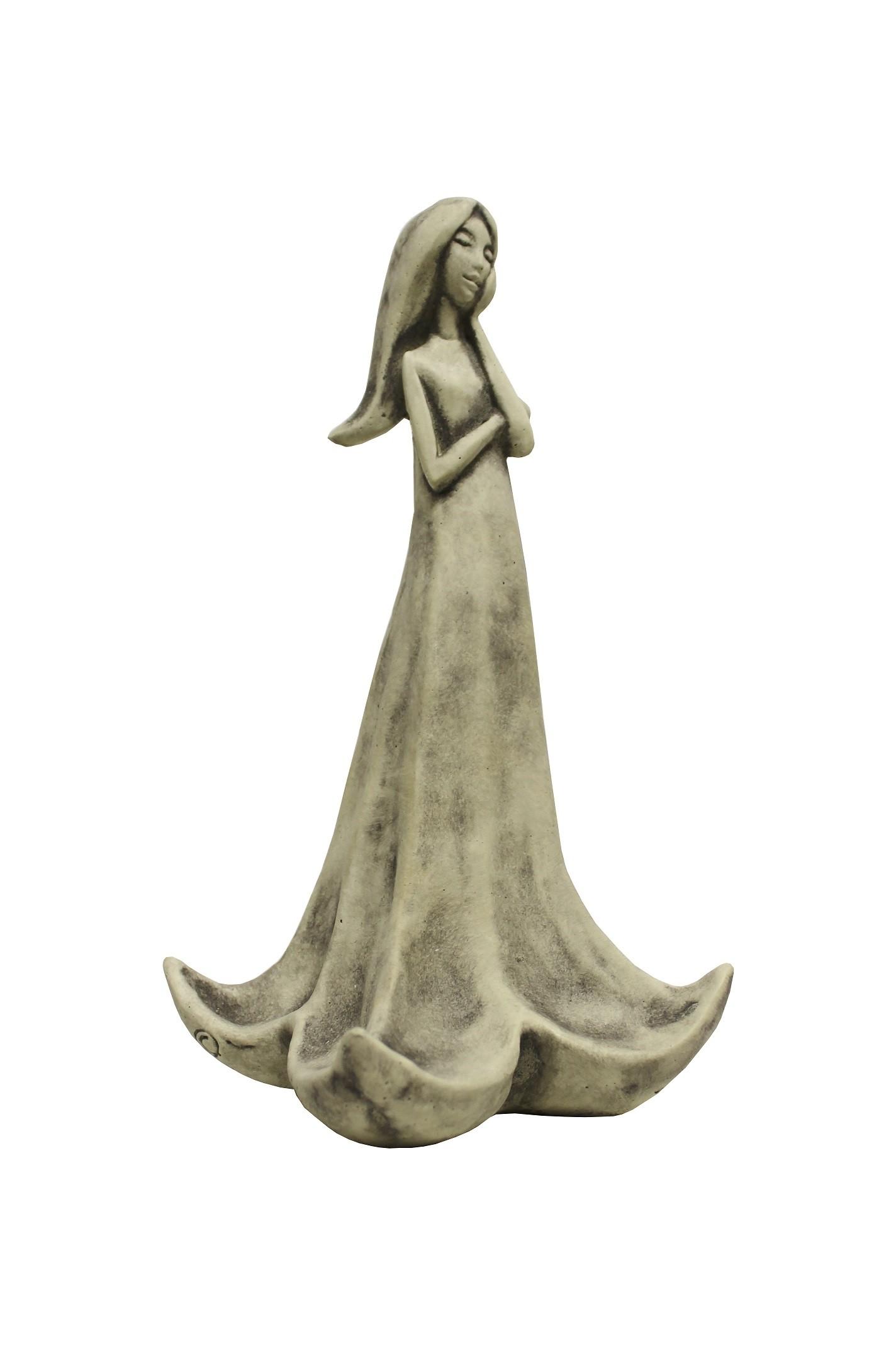 Skulptur Blütentänzerin Stechapfel