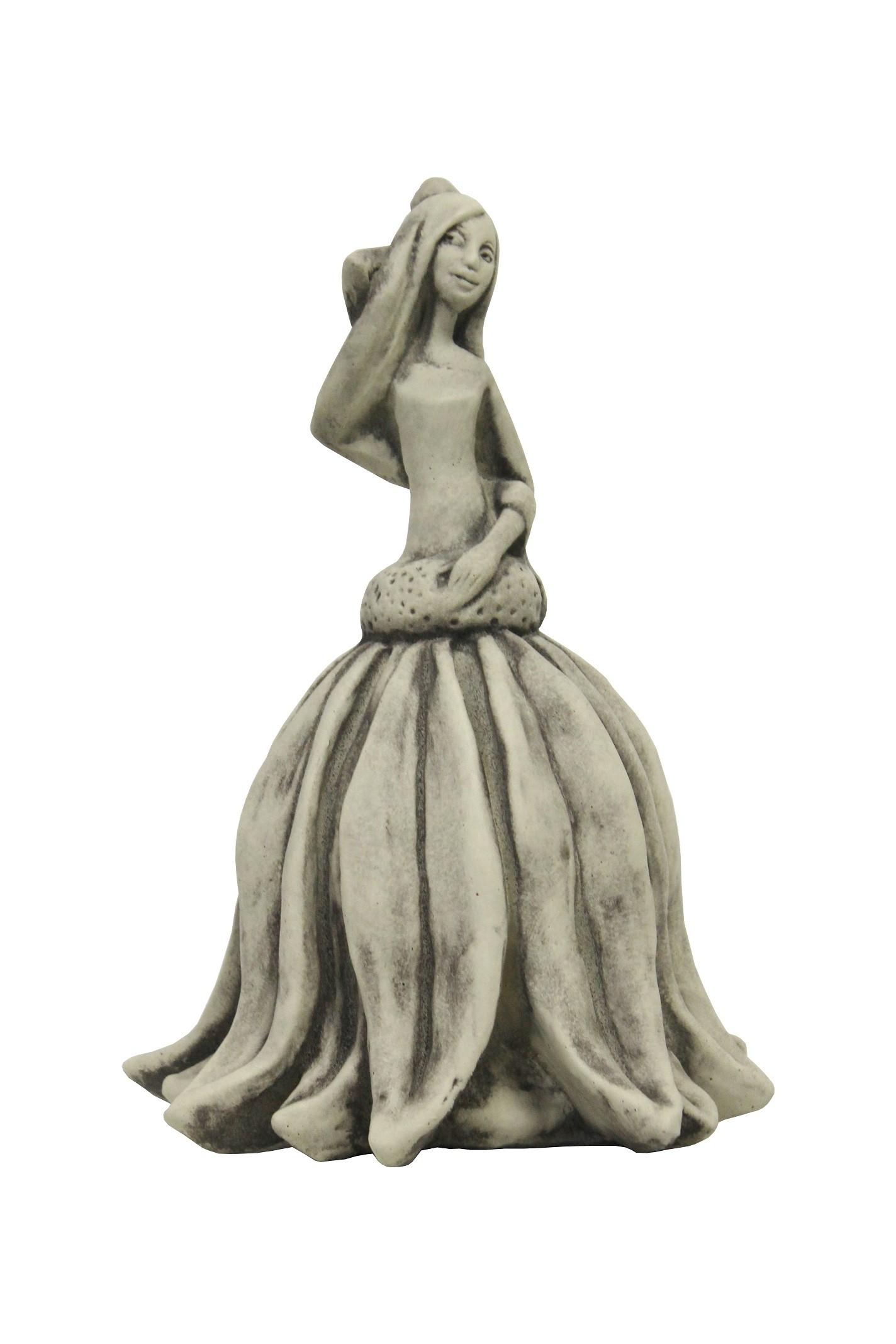 Skulptur Blütentänzerin Sonnenhut