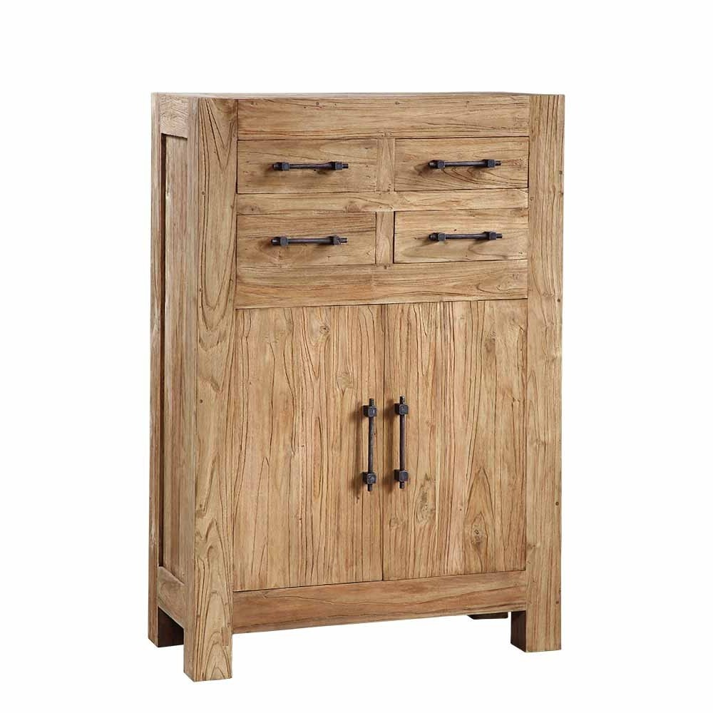 Teak Highboard Georgia SEBO3-5