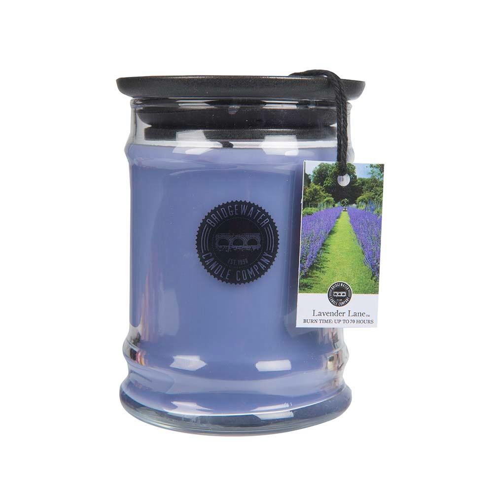 Duftkerze Lavender Lane klein 250g Bridgewater Candle