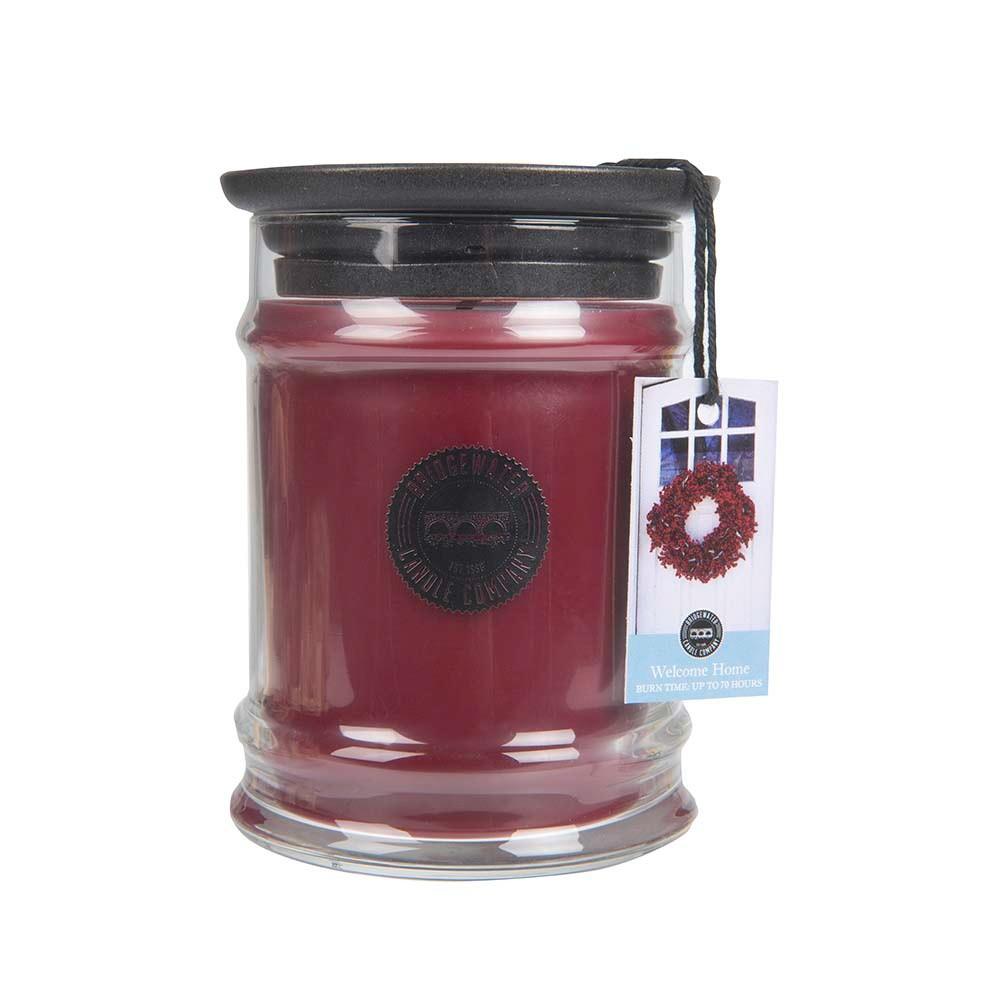 Duftkerze Welcome Home klein 250g Bridgewater Candle