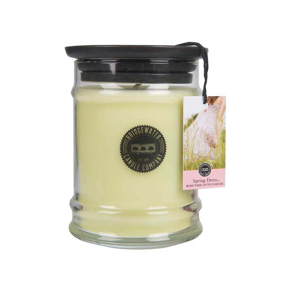 Duftkerze Spring Dress klein 250g Bridgewater Candle