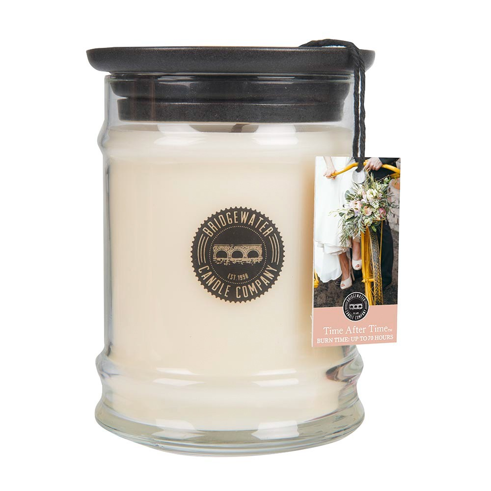 Duftkerze Time After Time klein 250g Bridgewater Candle
