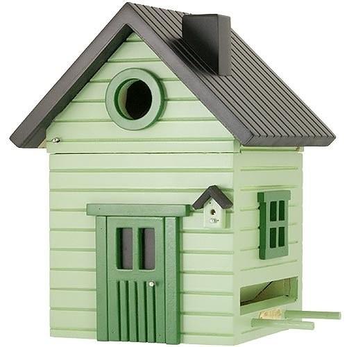 Multiholk Hellgrünes Haus WG121 von Wildlife Garden Vogelhaus