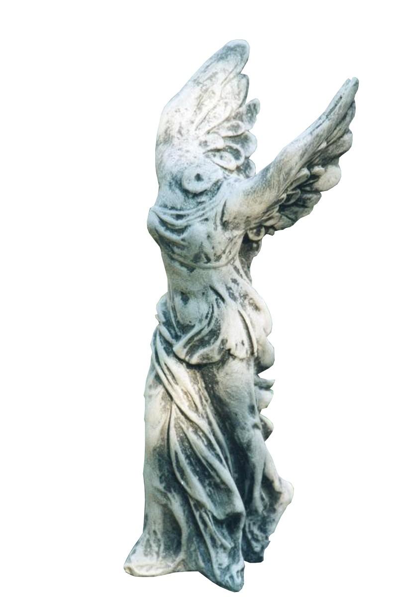 Skulptur Engel Siegesgöttin Nike 5kg Steinguss