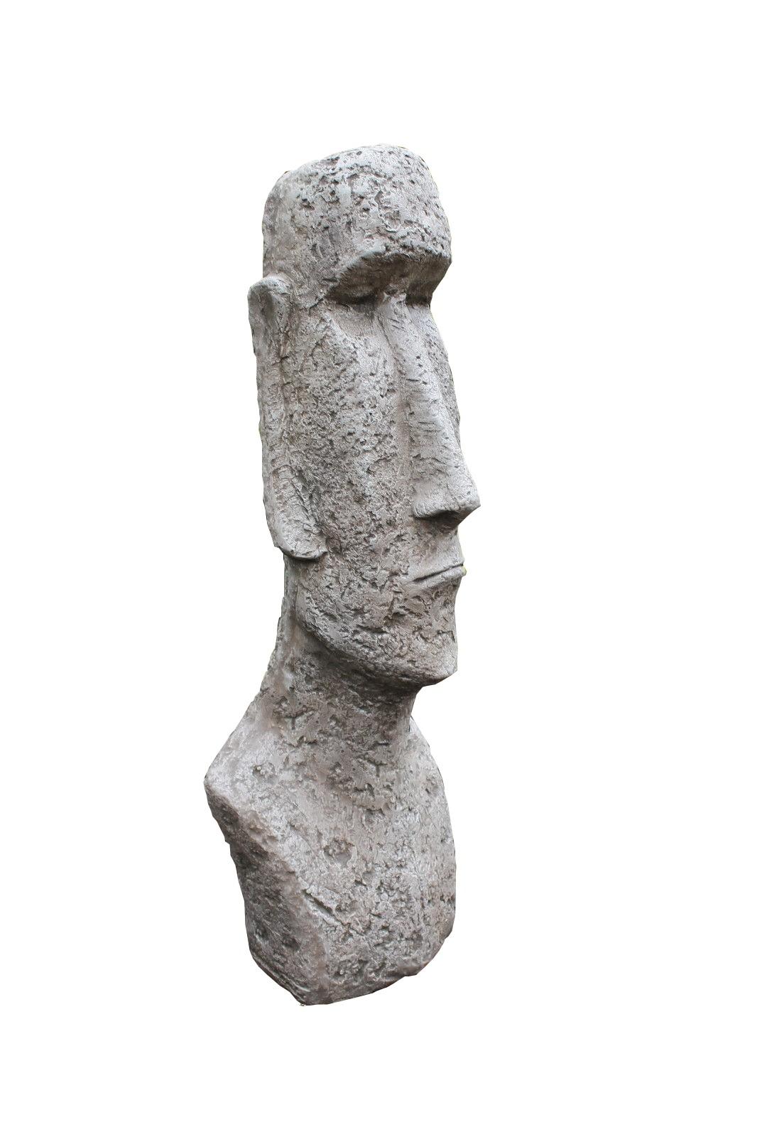 Skulptur Moai
