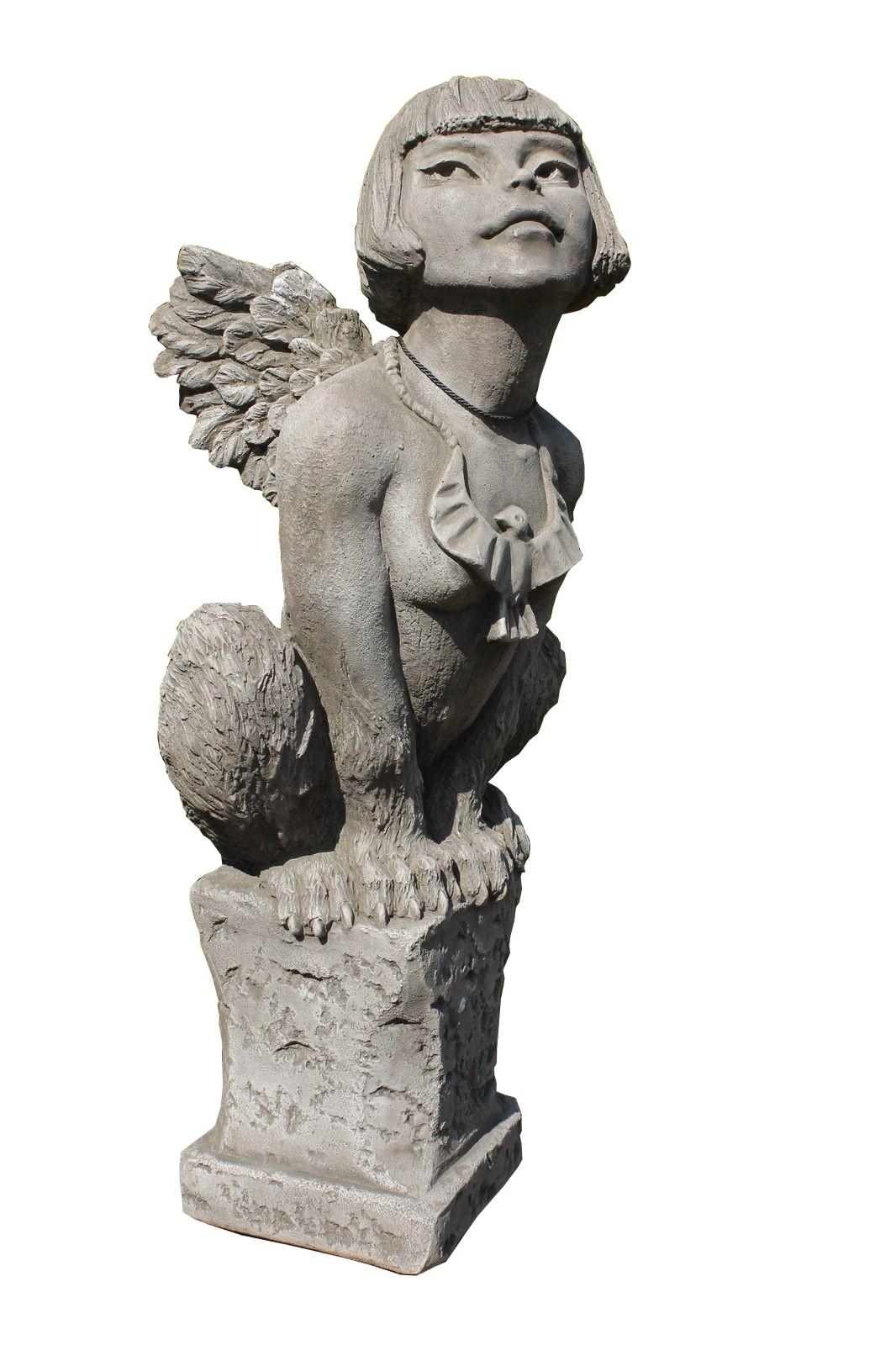 """Skulptur Sphinx """"Cleo"""""""