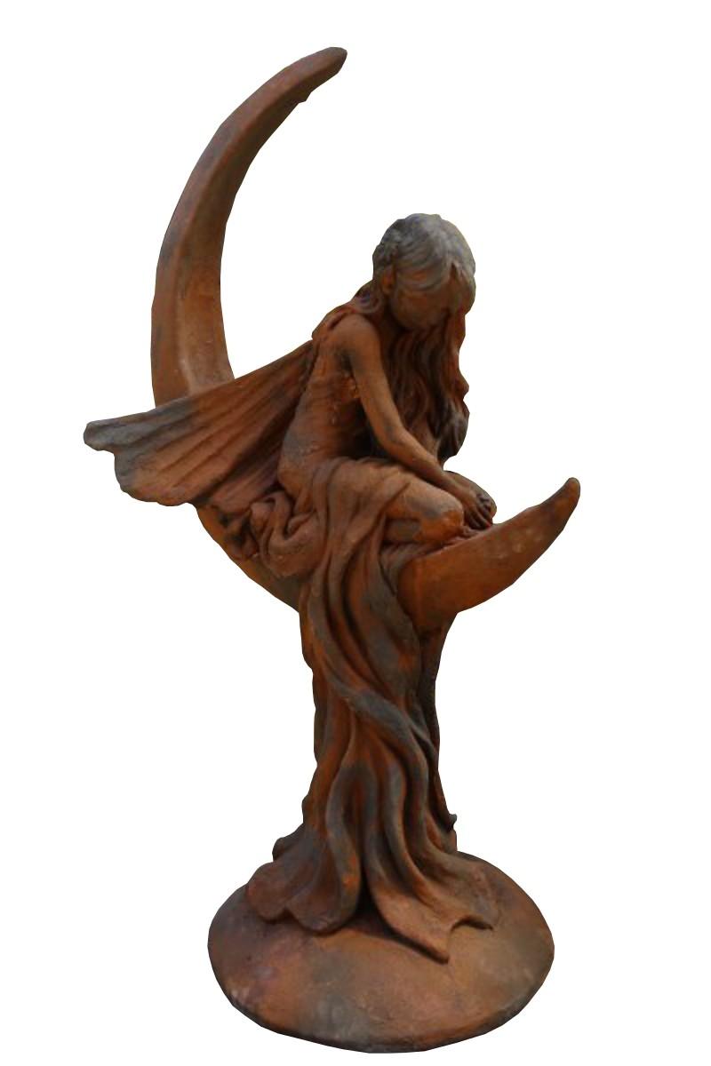 Skulptur Mondfee Lunaria OXID