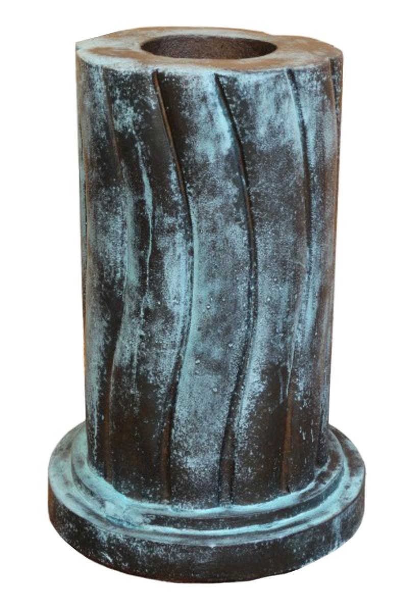 Sockel Podest für Tristan & Isolde Bronze