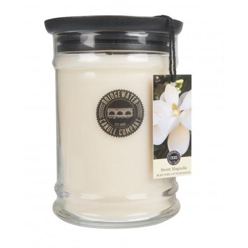 Duftkerze Sweet Magnolia groß 524g Bridgewater Candle