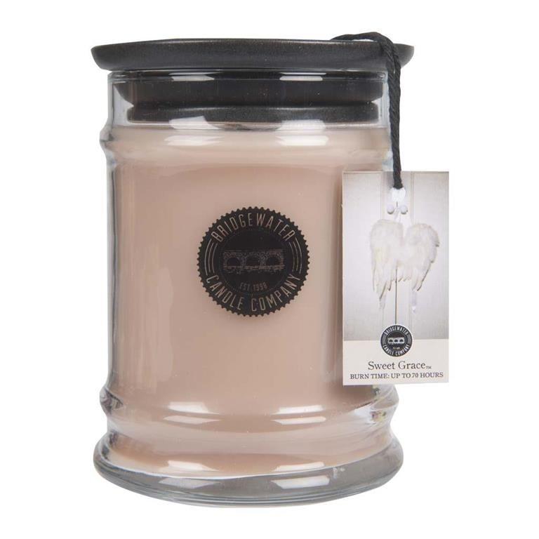 Duftkerze Sweet Grace klein 250g Bridgewater Candle