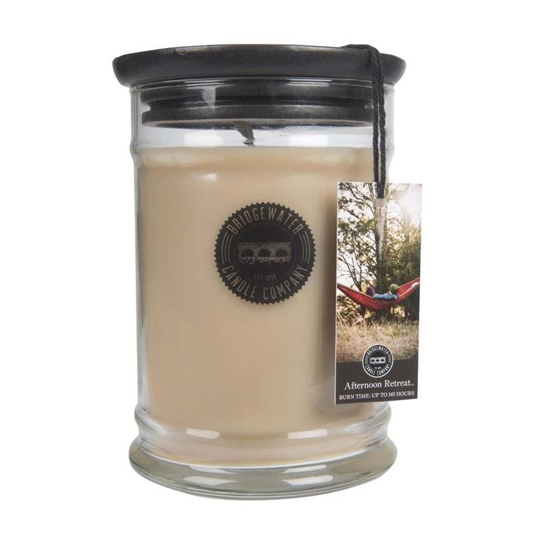 Duftkerze Afternoon Retreat groß 524g Bridgewater Candle