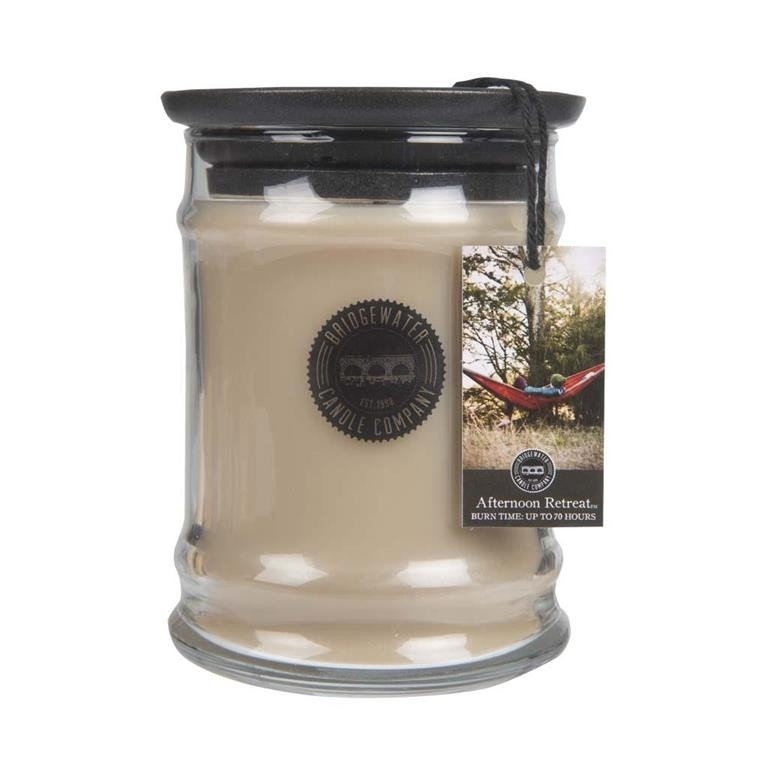 Duftkerze Afternoon Retreat klein 250g Bridgewater Candle