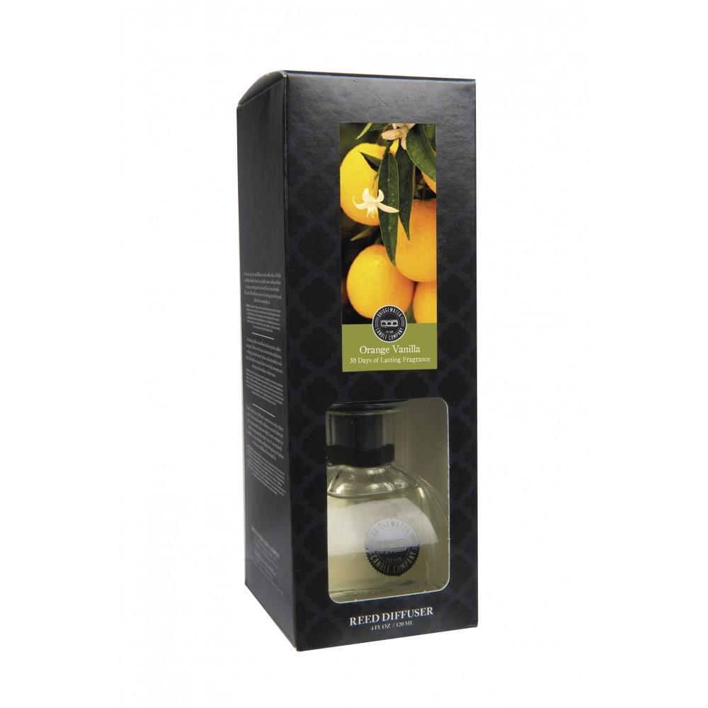 Reed Diffuser Orange Vanilla 120 ml Öl Bridgewater Candle