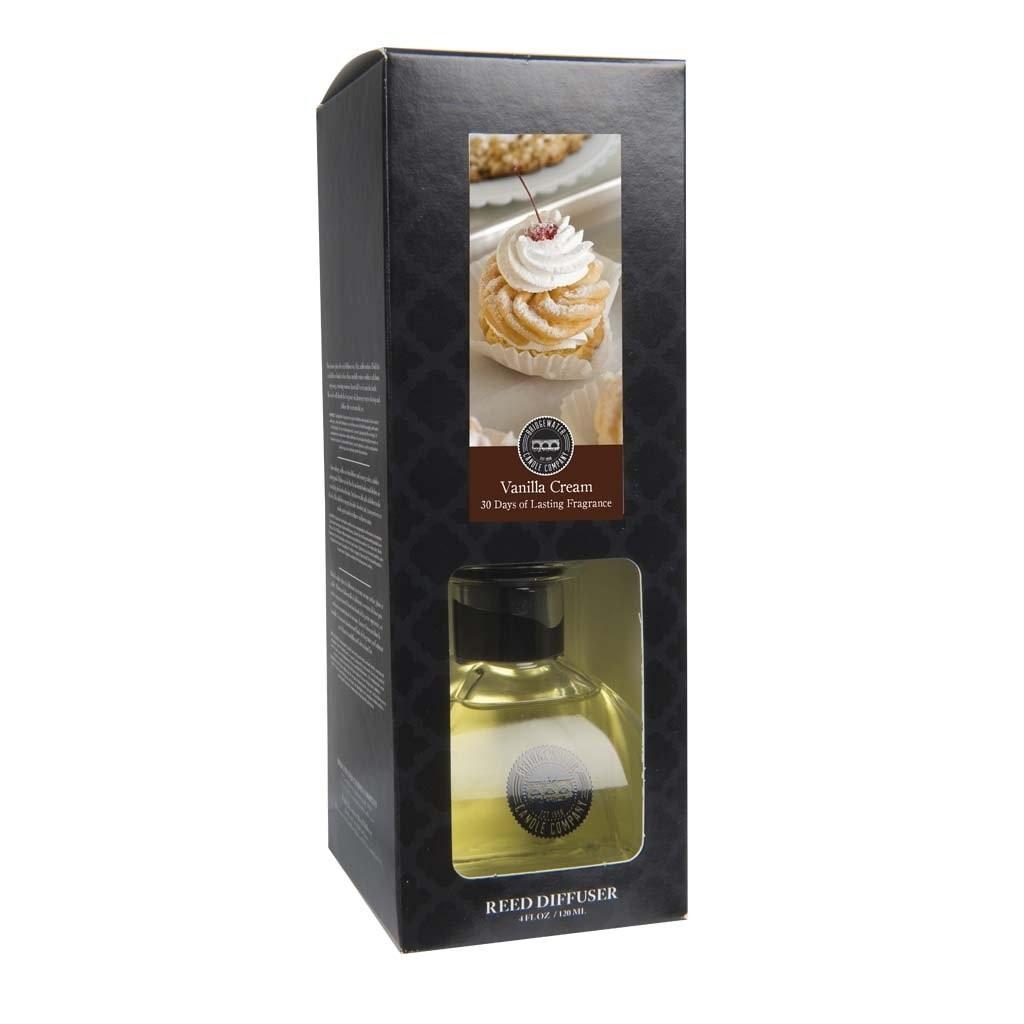 Reed Diffuser Vanilla Cream 120 ml Öl Bridgewater Candle