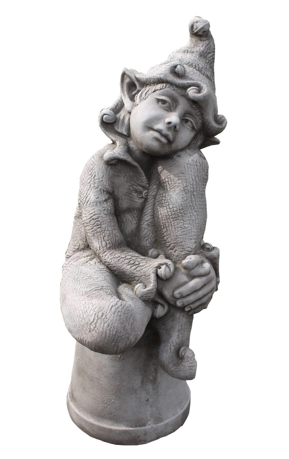 "Skulptur Elfe ""Jenny"""