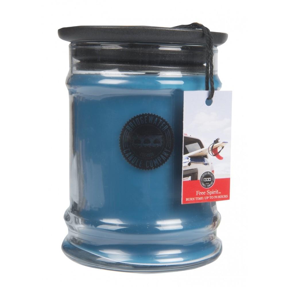 Duftkerze Free Spirit klein 250g Bridgewater Candle