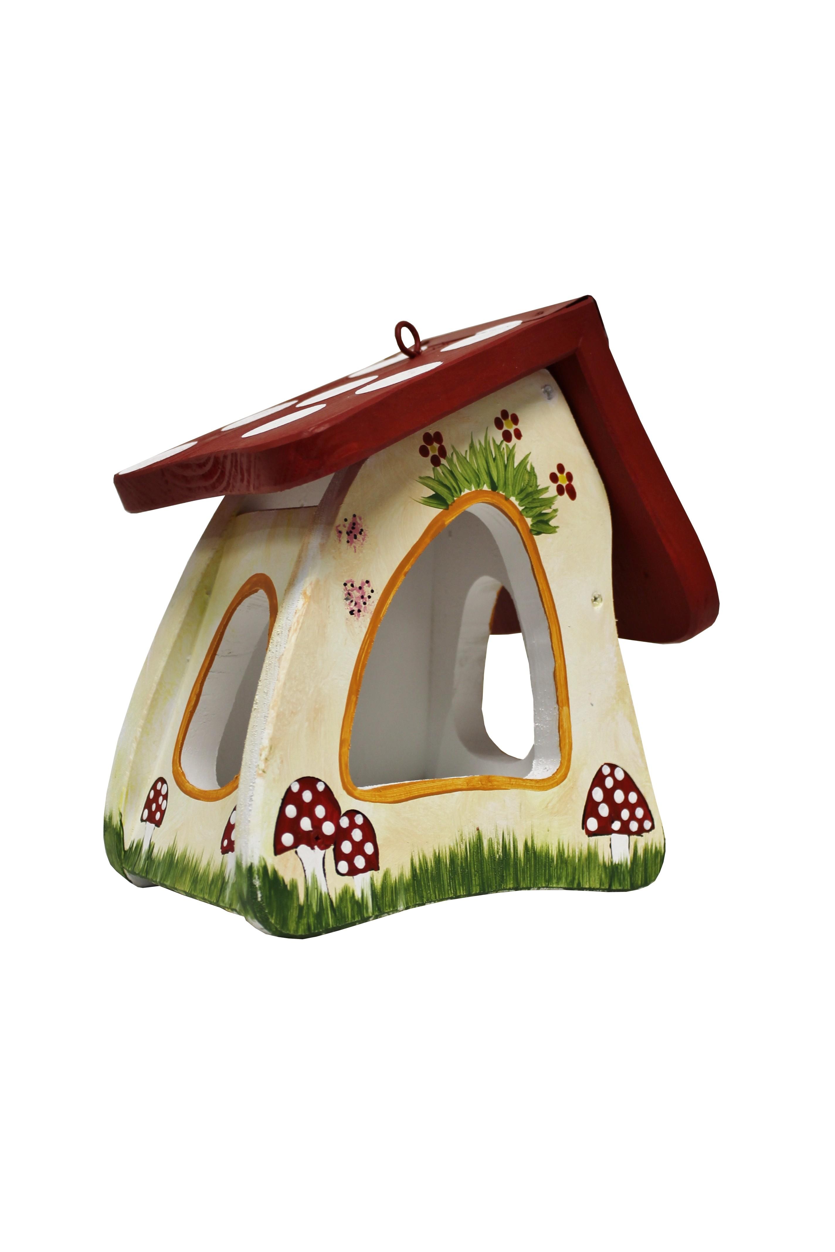 Futtermini Waldhaus von Die Vogelvilla