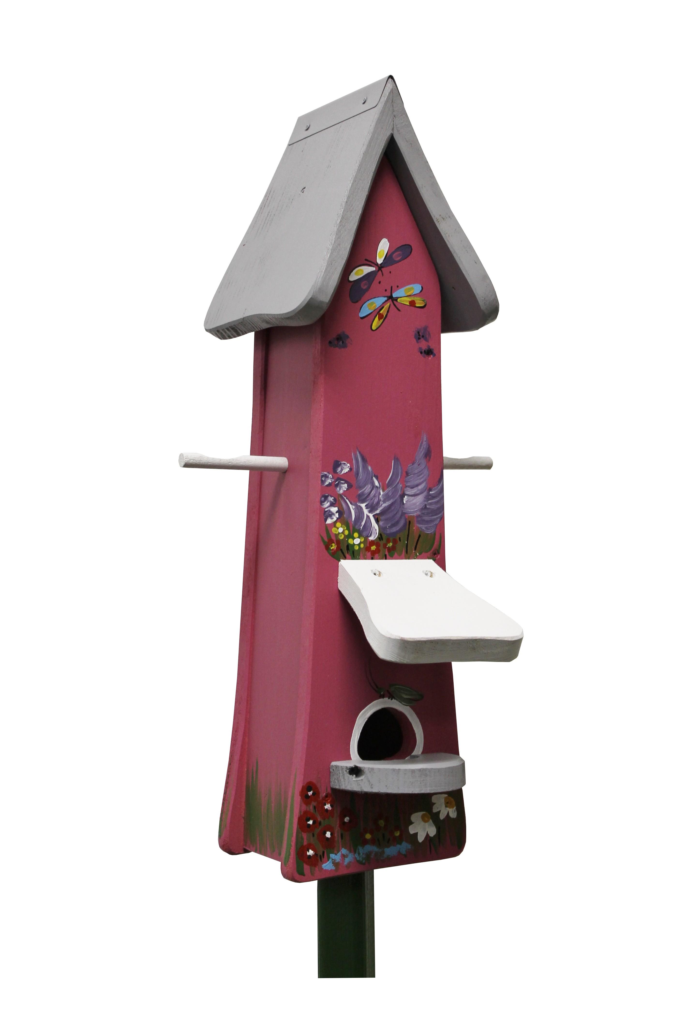 Gartenzauber Futtertürmchen von Die Vogelvilla