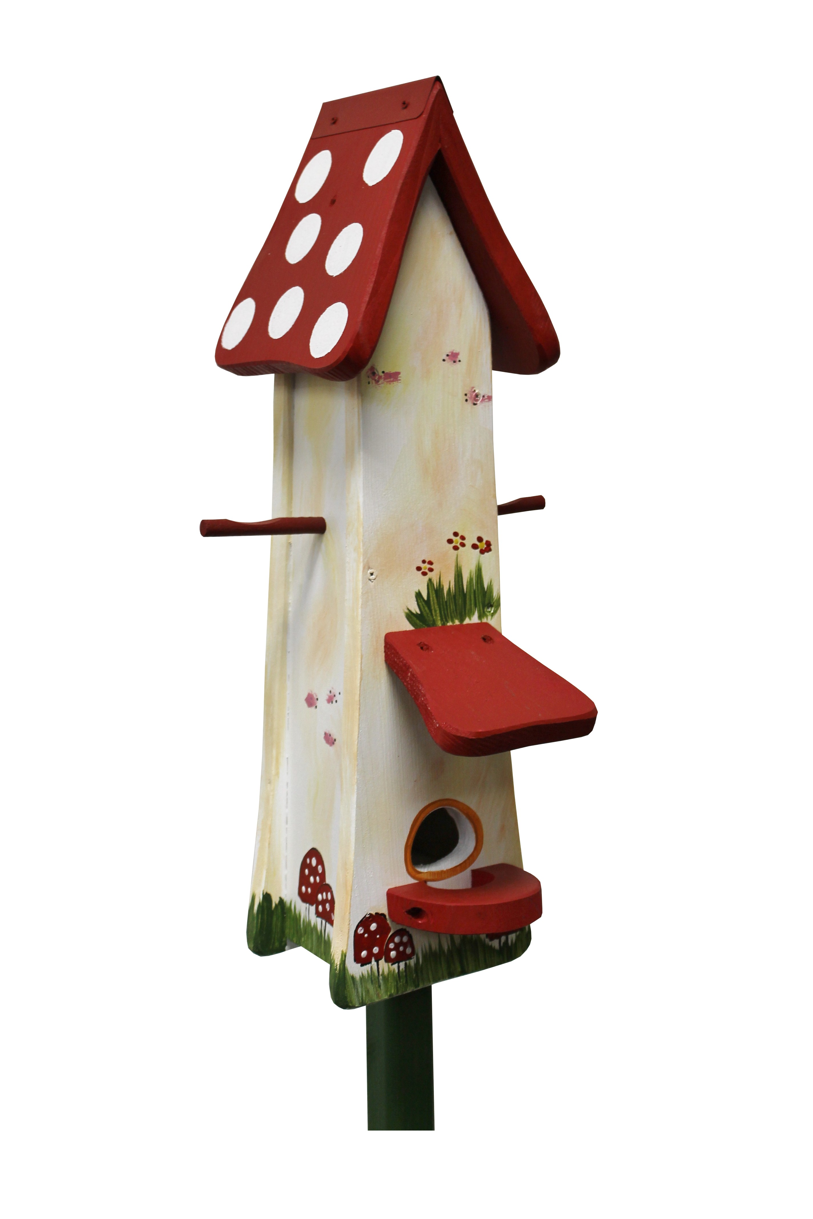 Waldhaus Futtertürmchen von Die Vogelvilla