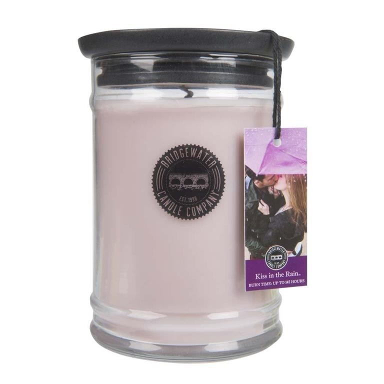 Duftkerze Kiss in the Rain groß 524g Bridgewater Candle