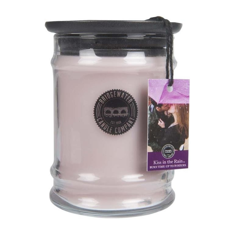 Duftkerze Kiss in the Rain klein 250g Bridgewater Candle