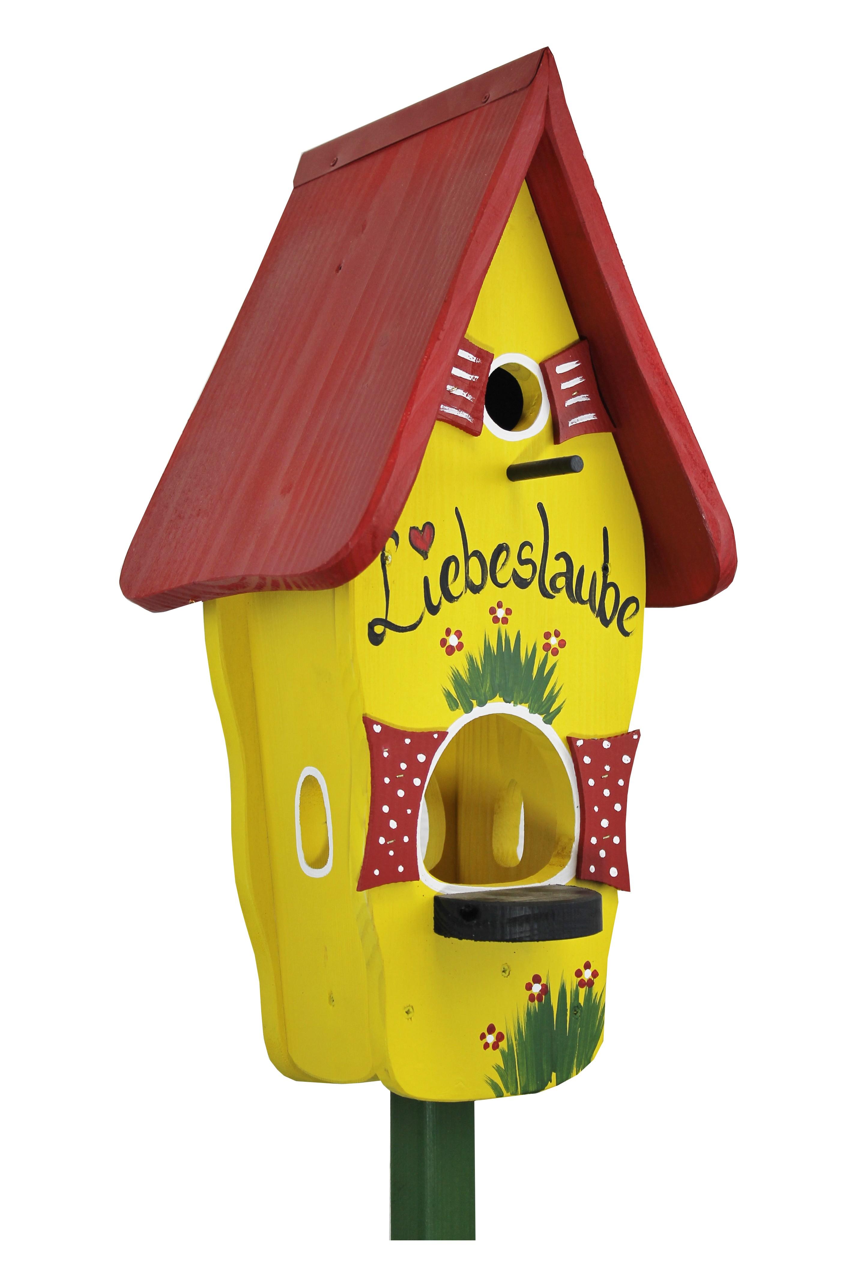 Liebeslaube Minivilla 1 von Die Vogelvilla