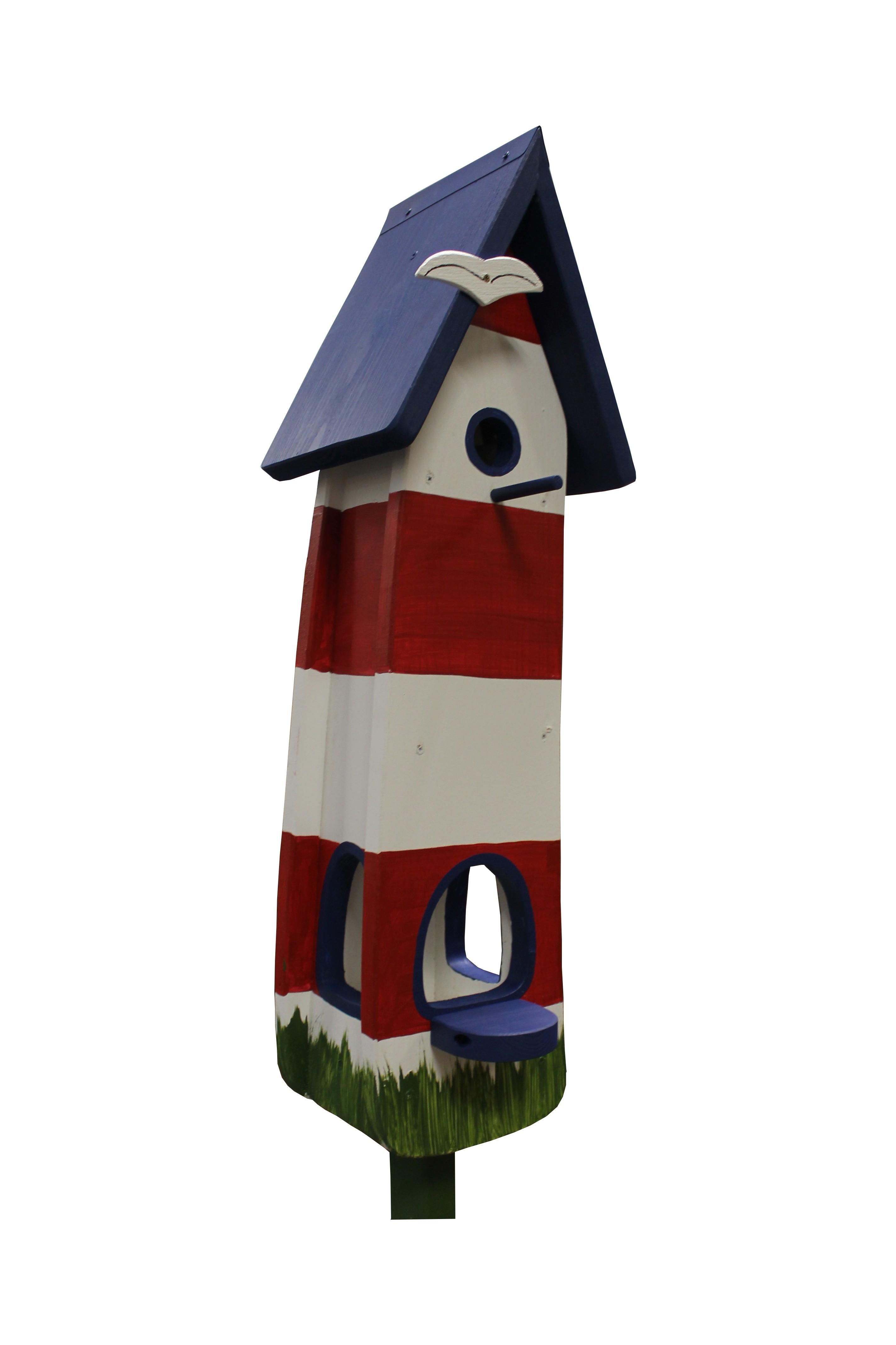 Leuchtturm Minivilla 2 von Die Vogelvilla