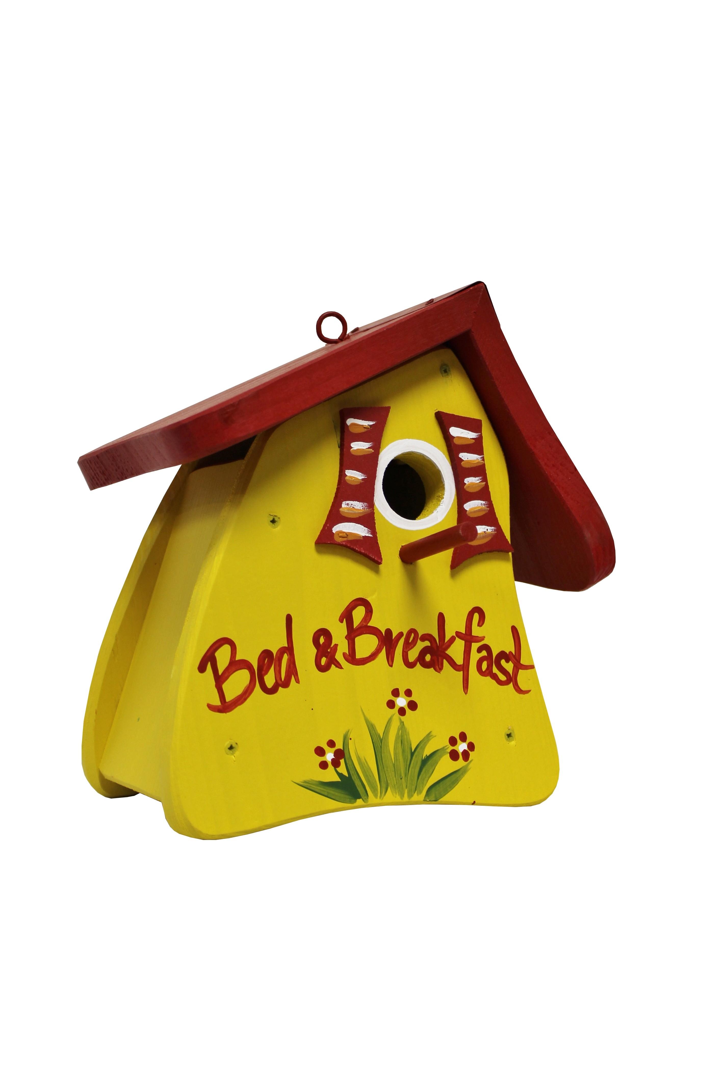 Bed & Breakfast Nistmini von Die Vogelvilla