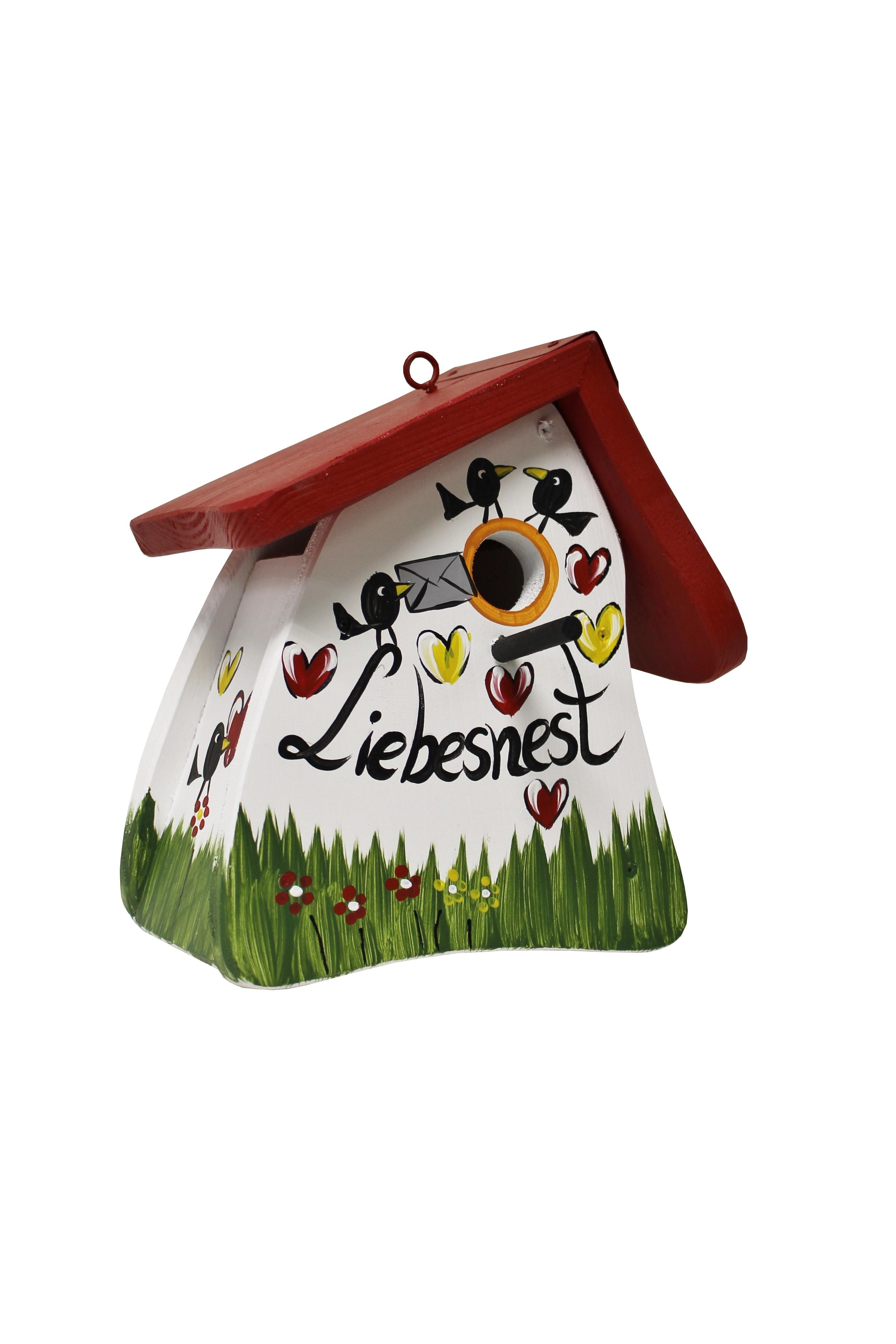 Liebesnest Brief Nistmini von Die Vogelvilla