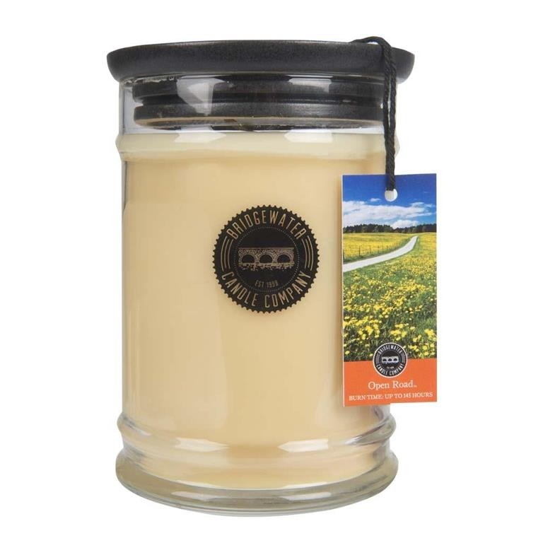Duftkerze Open Road groß 524g Bridgewater Candle