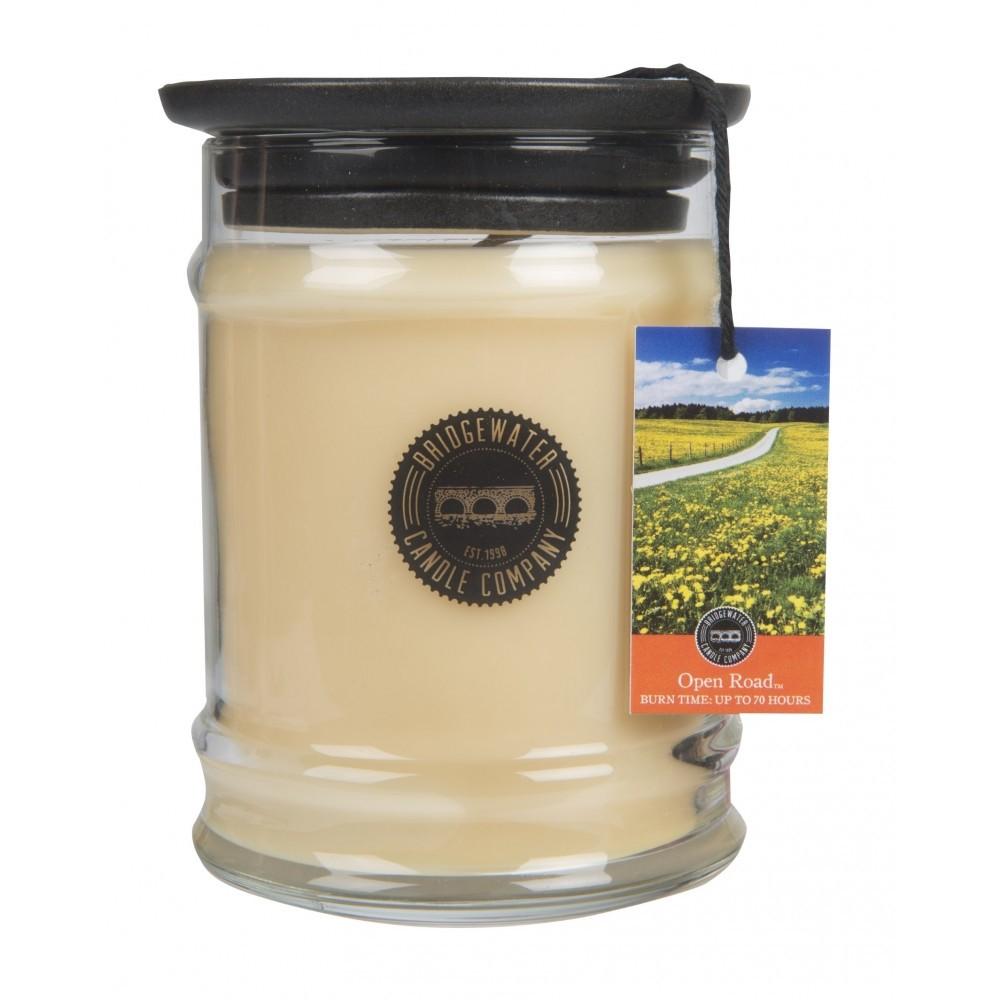 Duftkerze Open Road klein 250g Bridgewater Candle