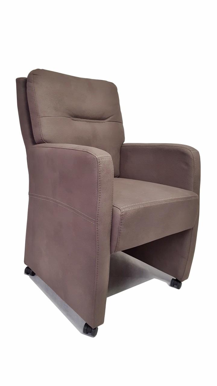Polstersessel OXLO Stuhl auf Rollen