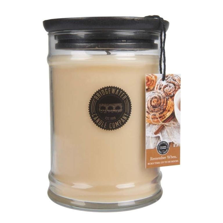Duftkerze Remember When groß 524g Bridgewater Candle
