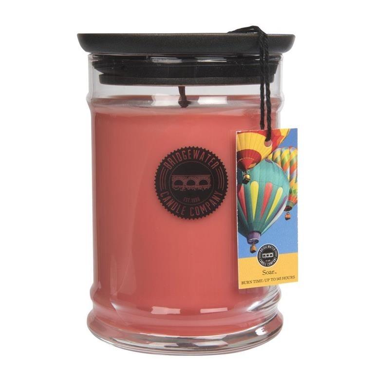 Duftkerze Soar groß 524g Bridgewater Candle