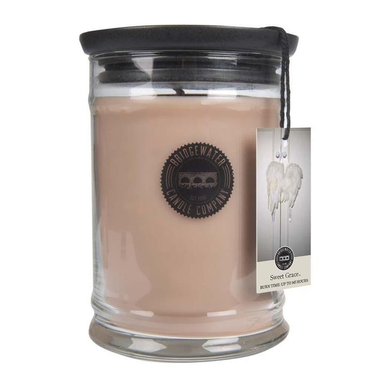 Duftkerze Sweet Grace groß Bridgwater Candle