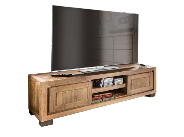 teak tv lowboard vana sel15 4 120 cm teak m bel. Black Bedroom Furniture Sets. Home Design Ideas