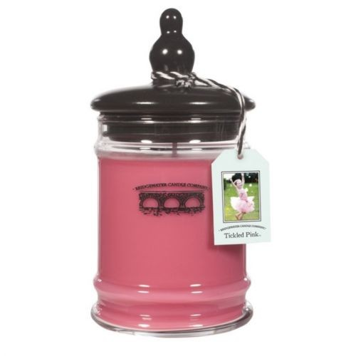 Duftkerze Tickled Pink klein 250g Bridgewater Candle