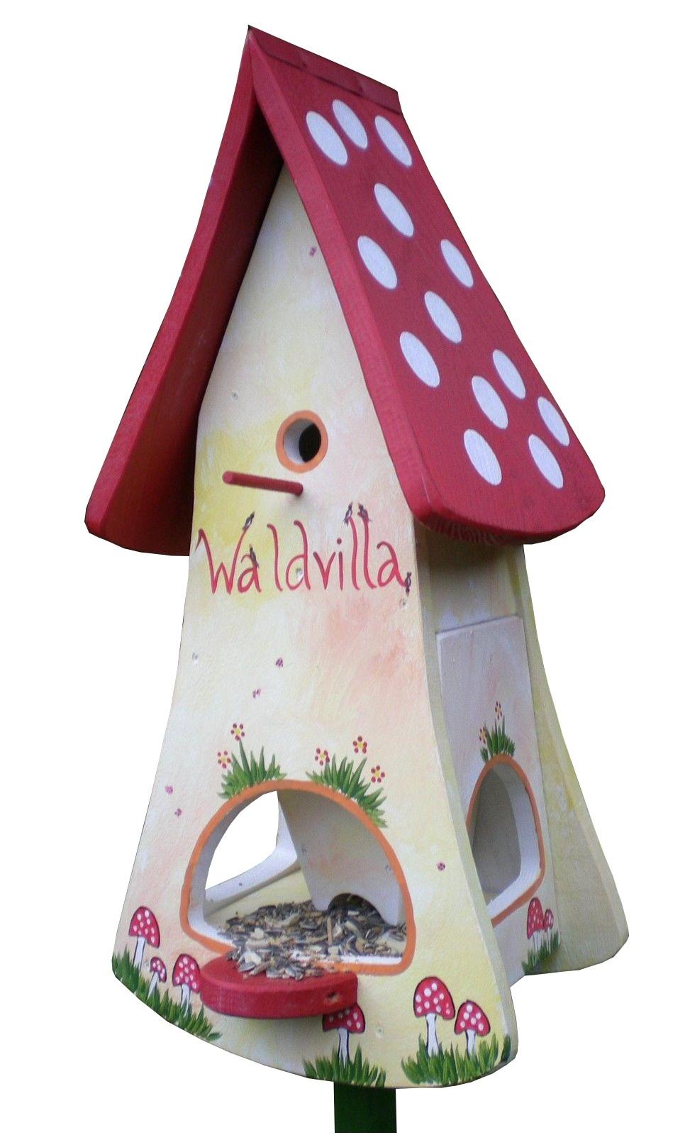 Turmvilla Waldhaus Waldvilla von Die Vogelvilla