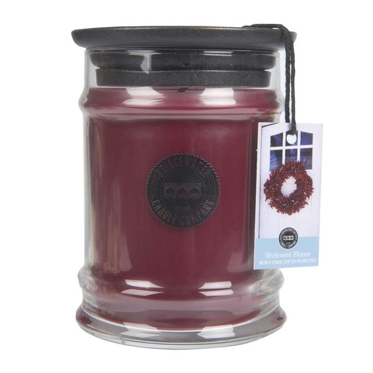 Duftkerze Welcome Home klein 250g Bridgewater Candle