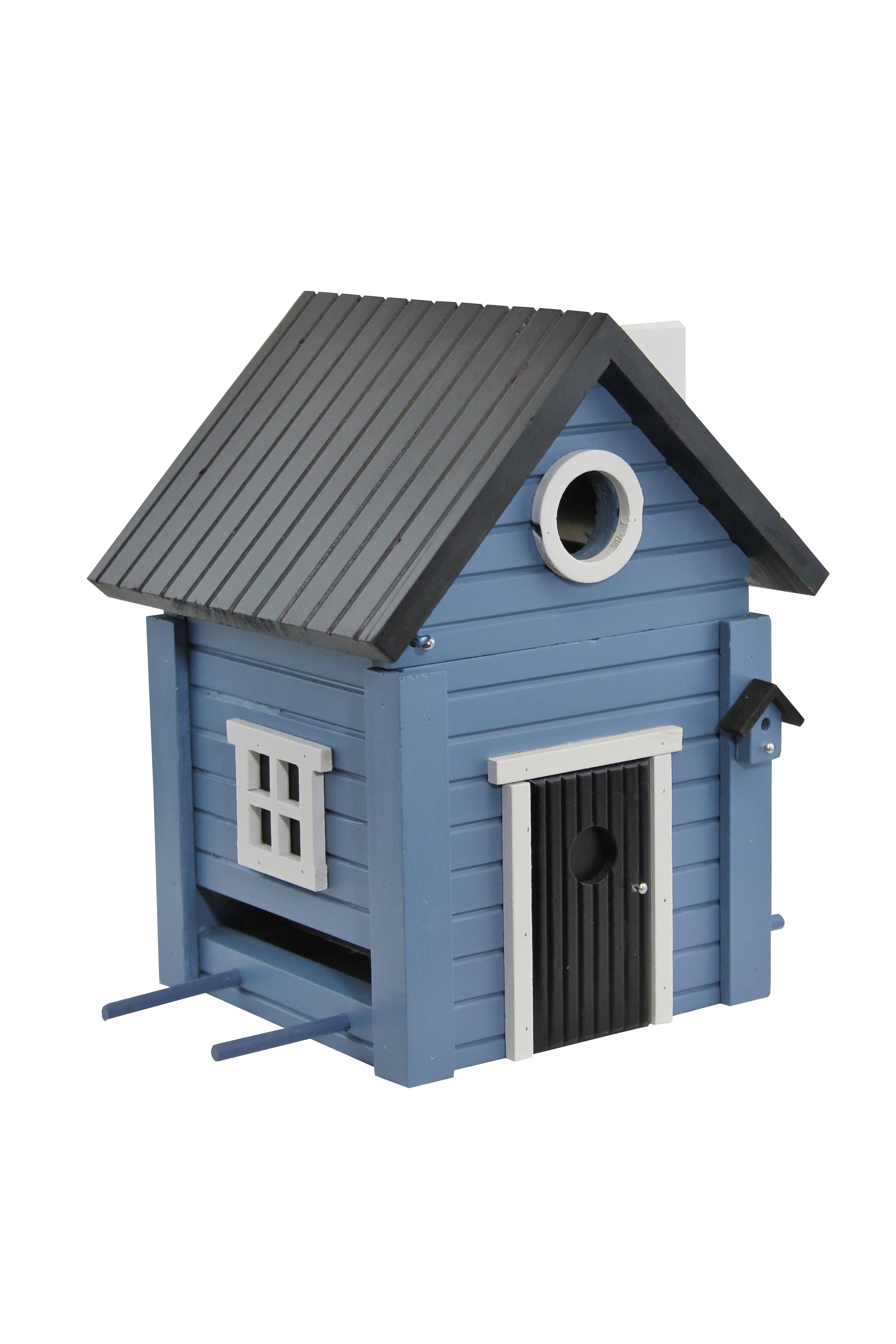 Multiholk Blaues Haus WG118 von Wildlife Garden