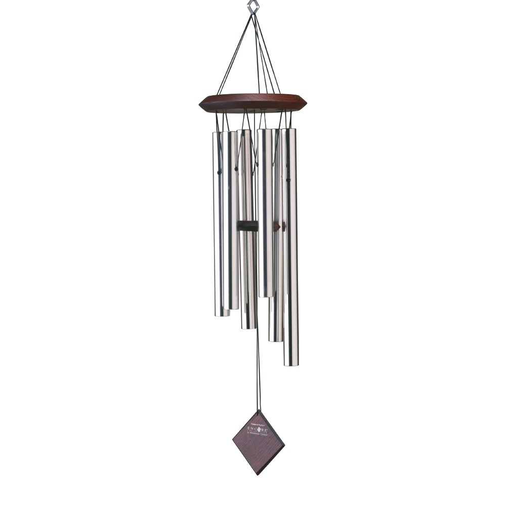 Klangspiel Chimes of  Pluto silber