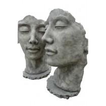 Steinguss Figuren