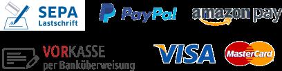 Vorkasse PayPal Amazon